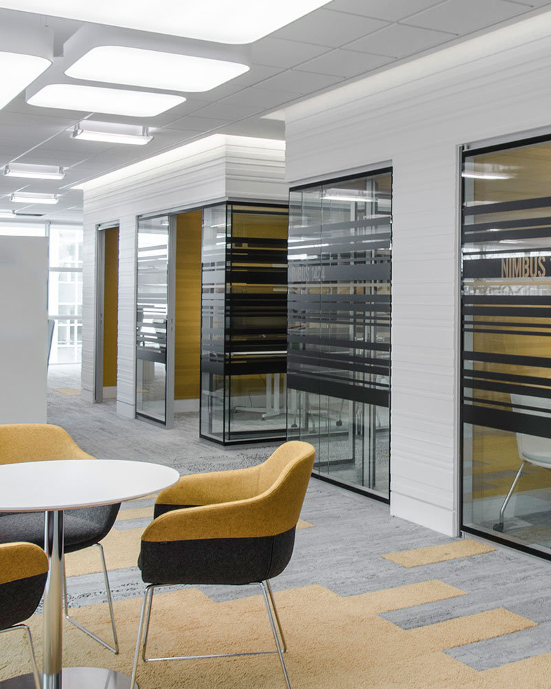 Mac Group Commercial Construction Specialists Interior