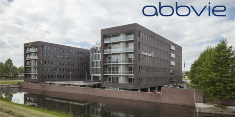 mac interiors, Abbvie project, happy, repeat custom, full office fit out, Zwolle, Netherlands, Ulrick Korenberg and Horst Weigel, Northern Europe, commercial interior construction