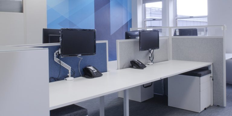 mac-interiors, KMPG fit out, full refurbishment, Dublin interior fit out, Absolute completion, commercial fit out