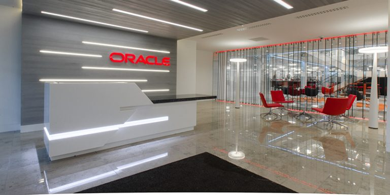 LEED, east point business park, Oracle, U.S. Green Building Council, office fit out