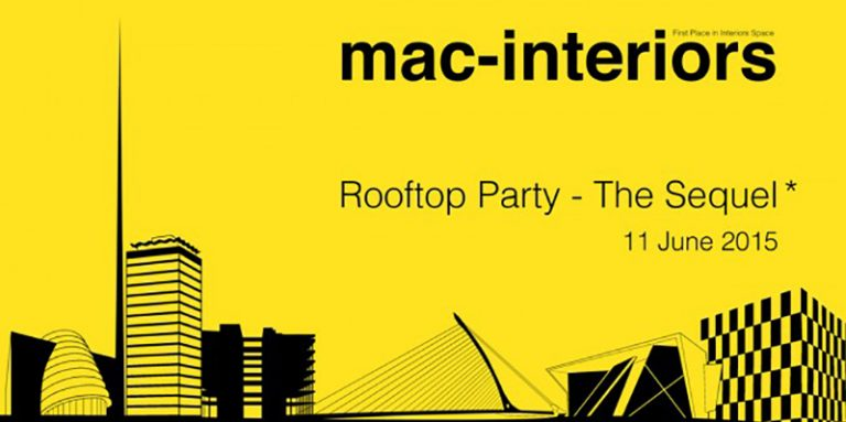 mac-interiors, rooftop party, work hard, play hard, construction interior, commercial refurbishment