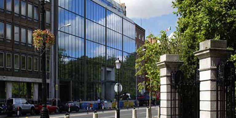 mac-interiors, Shelbourne property group, 75 St. Stephen's Green, HVAC systems, commercial fit out, office refurbishment