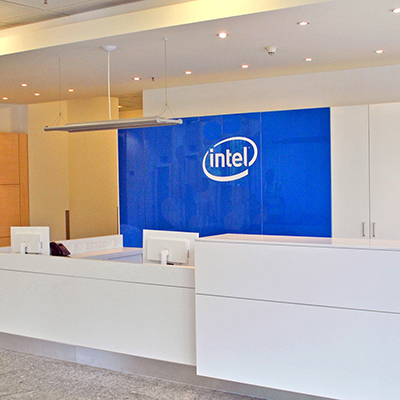 Intel Munich, mac-interiors, commercial fit out, office upgrade, landlord refurbishment, interior construction, #teamMAC