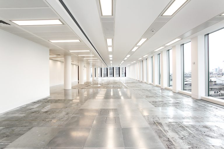 CBRE Global Investors - Albemarle Street, complete strip out, envelope fit out, tenant occupied premises, 29th in the UK , top 100