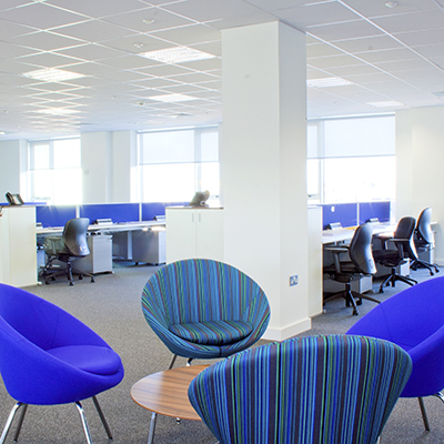Grant Thorton, mac-interiors, commercial fit out, office upgrade, landlord refurbishment, interior construction, #teamMAC