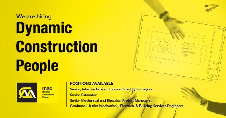 Construction job