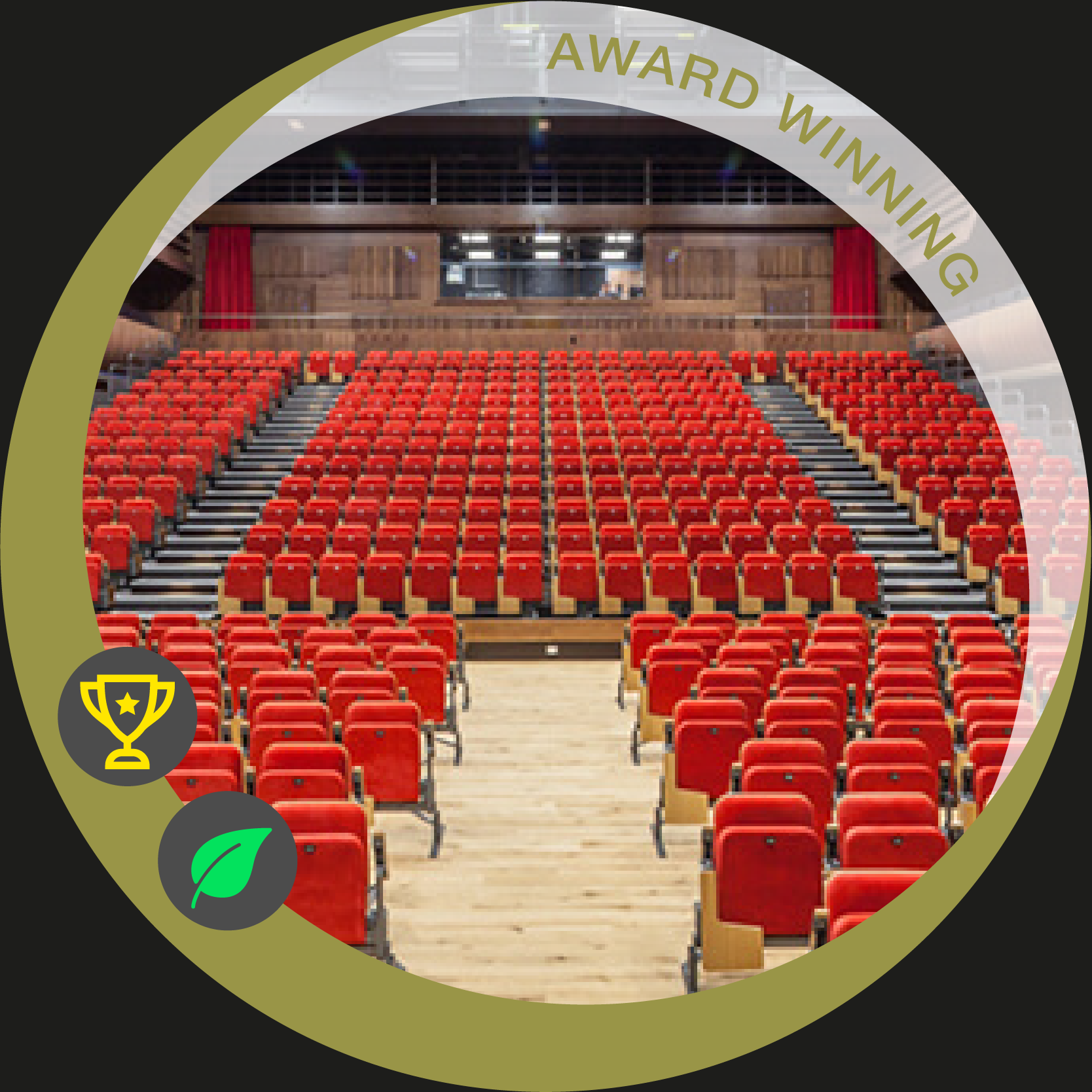Swansea-Great-Hall-BREEAM-Award-winning