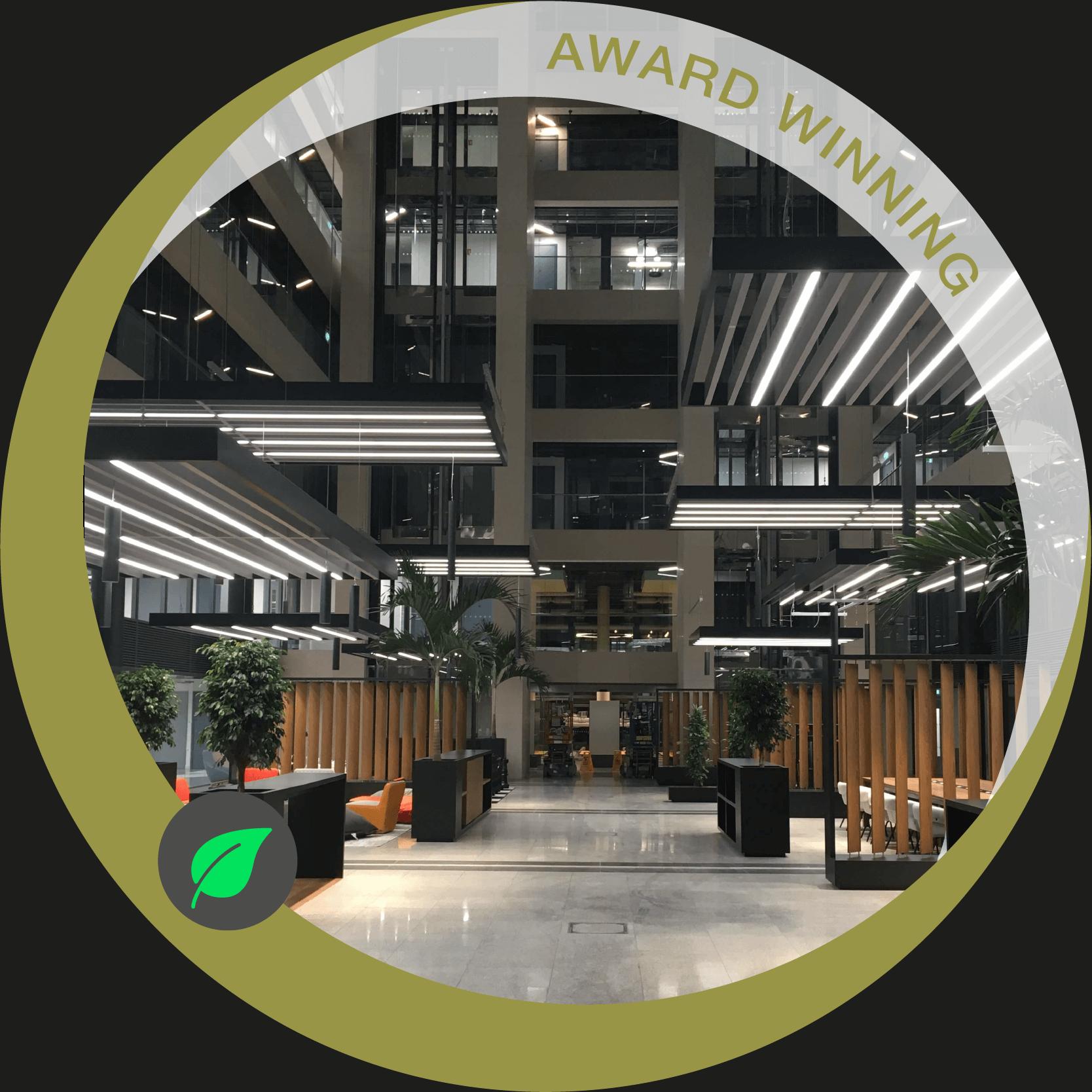 The-atrium-LEED