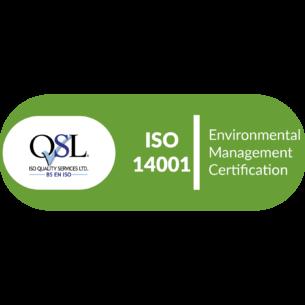 mac-group ISO QSL Cert ISO 14001
