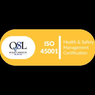 mac-group ISO QSL Cert ISO 45001