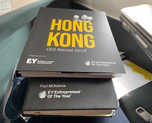 Paul McKenna EOY Hong Kong