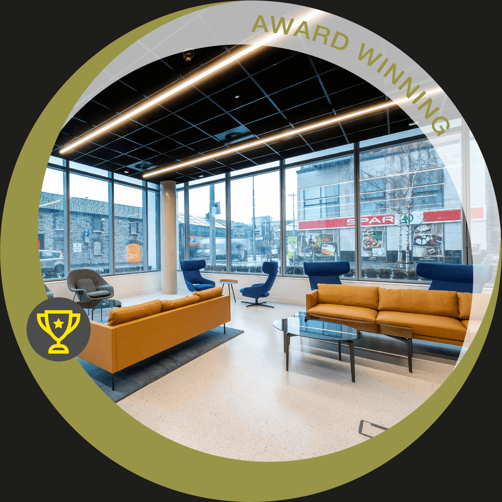 DocuSign-EMEA-Fit-Out-Winner