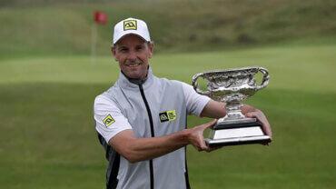 David Higgins - 2nd PGA Championship